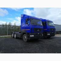 Новый седельный тягач МАЗ-643028-520-012