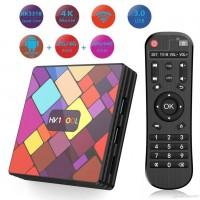 TV Box HK1 Cool 4Gb/32GB Android 9.0 Смарт приставка