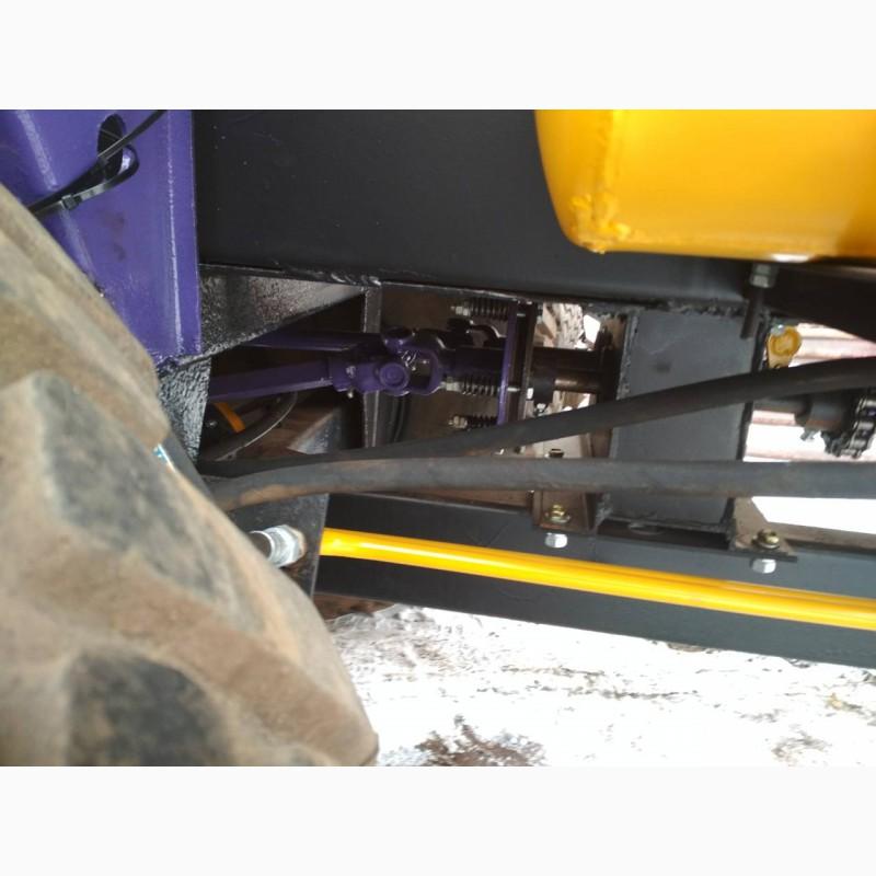 Фото 4. Машина для внесения удобрений МВУ-6