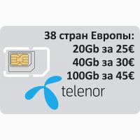 Картки 4g 5g 3g для інтернету роумінг дешево Україна