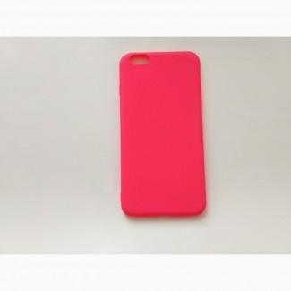 Чехол iphone 6 plus Красный