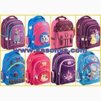 Современные рюкзаки и сумки для школы. Канцтовары Киев