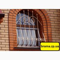 Решетки на окна, балконы Запорожья