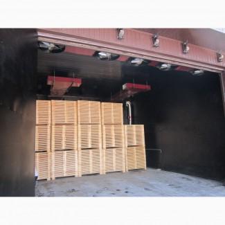 Сушильные камеры для древесины JUVENAL (комплект оборудования)