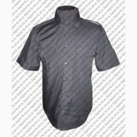 Рубашка охранника с коротким рукавом