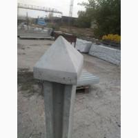 Крышка на столб Забора Пирамида.Навершень на столб еврозабора