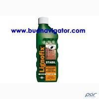 Идеальная защита для новой древесины невымываемая пропитка Lignofix Stabil