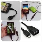 Otg кабель micro USB 2.0 Новый