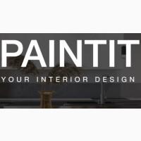 PAINTIT - студия дизайна интерьера в Киеве