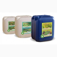 Органическое средство от сорняков «Глюмикрон»