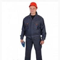 Костюм рабочий джинсовый, модельный