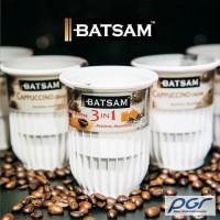Арабский растворимый кофе BATSAM