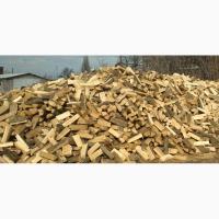 Продам дрова рубані по 35-40 см. твердих порід (дуб, граб, ясен, береза, вільха) Горохів