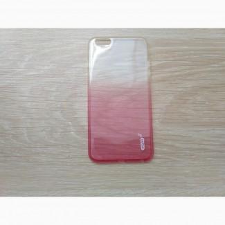 Чехол на iPhone 6+plus Полукрасный