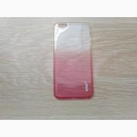 Чехол Бампер на iPhone 6+plus Полукрасный