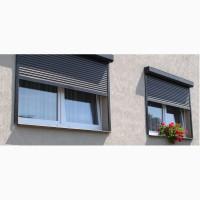Защитные роллеты Alutech (Алютех) на окна и двери от производителя