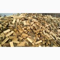 Горохів продам дрова колоті мішаних порід - купити дрова