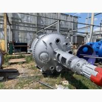 Реактор из нержавеющей стали 6, 3м3. реактор из нержавейки 6, 3м3
