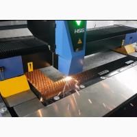 Лазерная резка листовой стали
