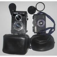 Фотоапарати Lubitel 166B, ФЕД50 на плівку