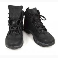 Кожаные тактические кроссовки