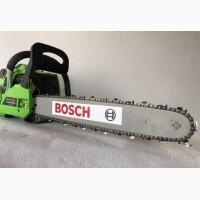 Новинка 2019 Бензопила Bosch Professional GA 52L (5, 2 кВт) Мощная Пила