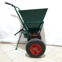 Разбрасыватель ручной механическй (для соли, песка, удобрений) РУМ-55