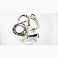 Проточный водонагреватель с душем LCD экраном Instant Electric Heating Water Faucet