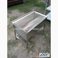 Мойка кухонная односекционная ВМС-1 1200х700х850 гл.450