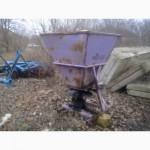 Лейка Мву на 600 кг (навесная), рум-600, рмд-600, розкидач минеральных добрив