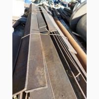 Полоса 10х90мм сталь 120Г13 ЭИ-256