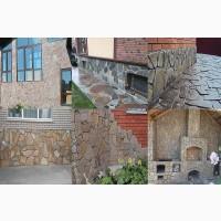 Облицювання Фасаду або Стіни Піщаник