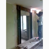 Усиление проемов, стен, колонн металлоконструкциями Харьков