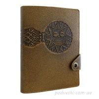 Кожаные ежедневники, блокноты для делового подарка