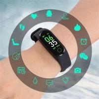 Xiaomi Mi Band 3 Фитнес браслет смарт часы Спортивный трекер м3