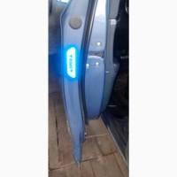 Наклейки на двери авто Open 4 штуки светоотражающая