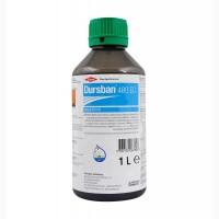 Dursban 480 EC (Дурсбан) 1л – инсектицид-фумигант широкого спектра действия