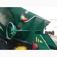 Машина для внесения минеральных удобрений и извести МВУ-12