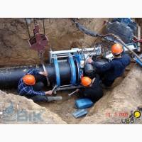 Монтаж ремонт замена трубопроводов