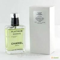 Chanel Egoiste Platinum туалетная вода 100 ml. (Тестер Шанель Платинум Эгоист). Оригинал