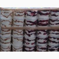 Десерт весовой в ведрах от произодителя