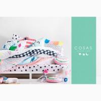 Детское и взрослое постельное белье COSAS оптом от производителя