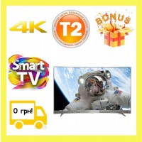 Гнутий Телевізор Thomson 55UD6596 Ultra HD, 55, Smart TV