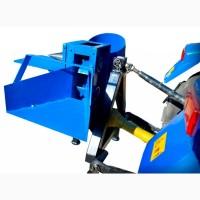 Дровокол - Измельчитель веток с приводом от минитрактора