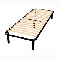Каркас кровати с ортопедическим основанием односпальный