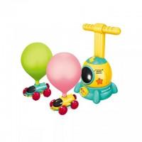 Воздушные гонки Pumping Car (машинки на воздушных шариках) Rocket car
