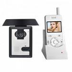 Видеодомофон беспроводной цветной BSE-02-1C-1M комплект