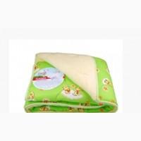 Одеяло детское меховое, 100*140 см