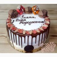 Заказать торт на день рождения, свадьбу от Milly Filly
