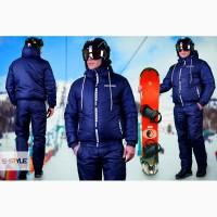 Мужской лыжный костюм